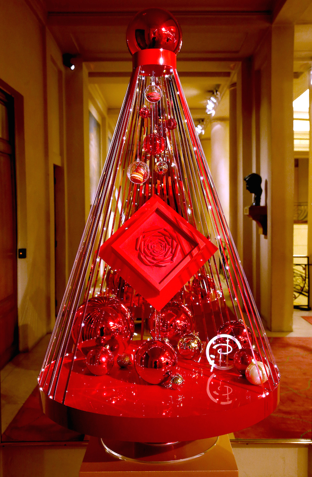 33 Christmas tree design for a charity auction (photo 4)