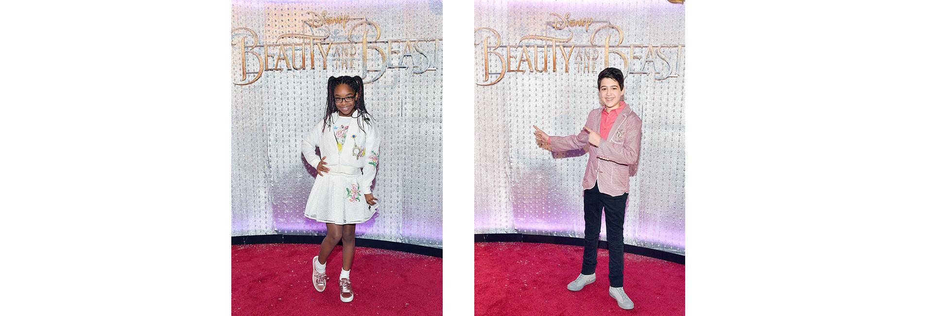 Премьера фильма «Красавица и Чудовище» в Лос-Анджелесе (фото 7)