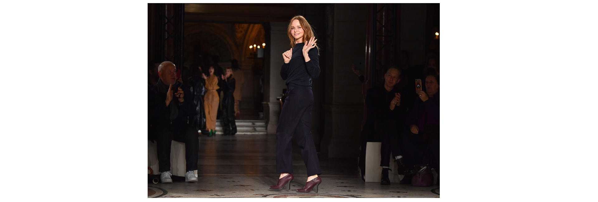 Гости показа Stella McCartney, осень-зима 2017 (фото 9)