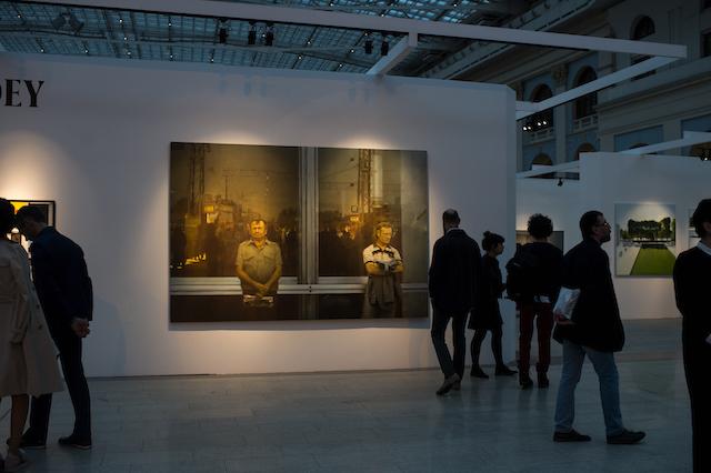 9сентября в столицеРФ стартует ярмарка современного искусства Cosmoscow