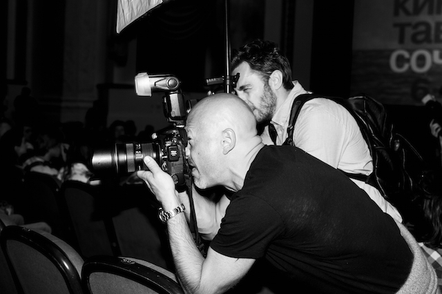 Актер Гоша Куценко представил на«Кинотавре» режиссерскую работу