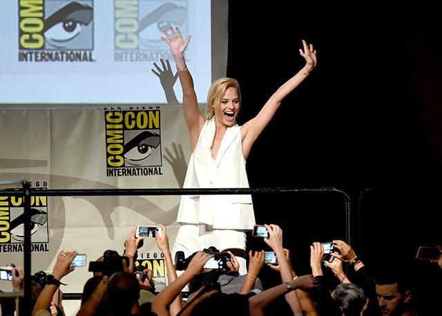 Кто приехал на фестиваль Comic-Con (фото 4)
