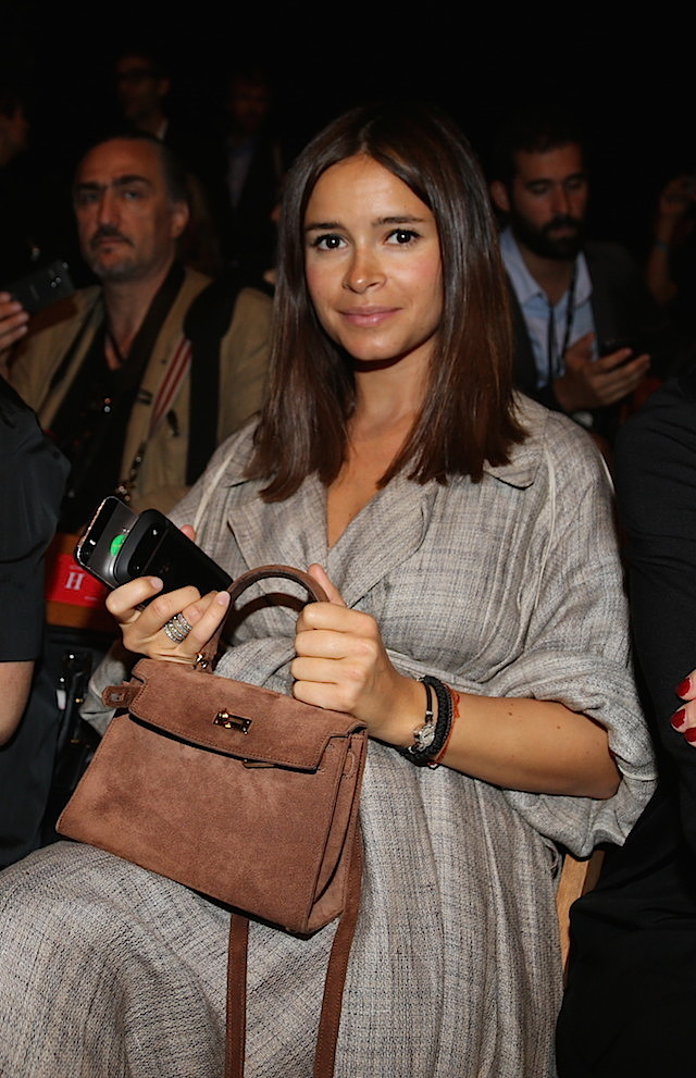 Guests show Tommy Hilfiger, spring-summer 2015 (photo 2)