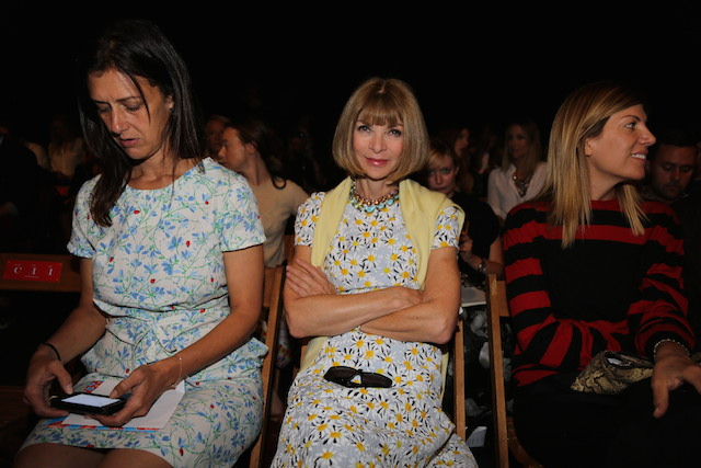 Guests show Tommy Hilfiger, spring-summer 2015 (photo 3)