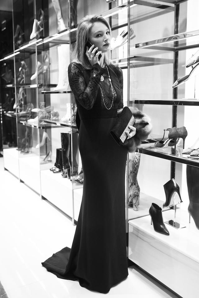 3c016129c521 Открытие двух бутиков Gucci в Москве (фото 13) Алена Пенева