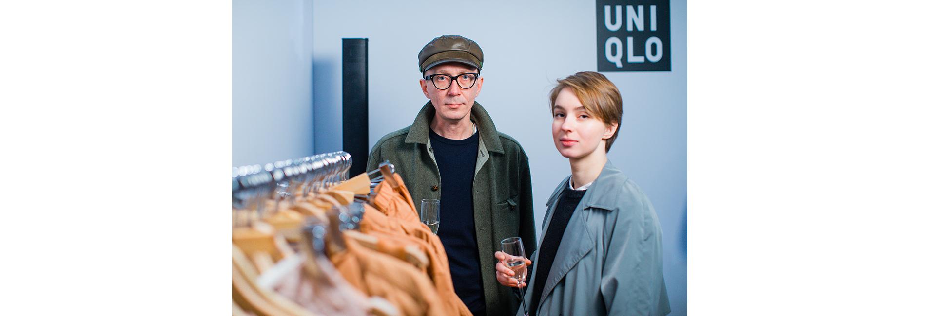В Москве прошла вечеринка в честь запуска новой коллекции Uniqlo U (фото 19)