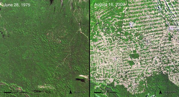 13 снимков о том, как мы изменили планету (фото 1)