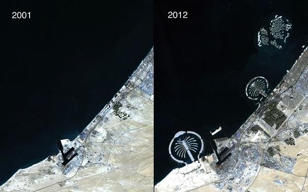 13 снимков о том, как мы изменили планету (фото 3)