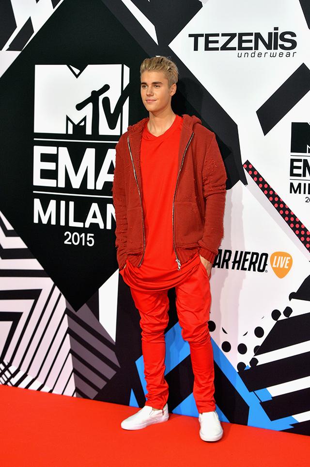 Вручение премий MTV Europe Music Awards (фото 7)