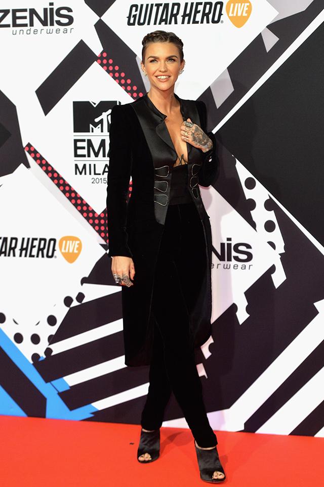Вручение премий MTV Europe Music Awards (фото 5)