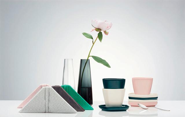 Issey Miyake выпустил коллекцию предметов для дома вместе с Iittala (фото 2)