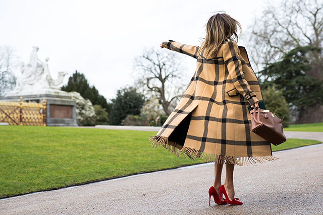 Неделя моды в Лондоне, осень-зима 2016: street style. Часть 2 (фото 2)