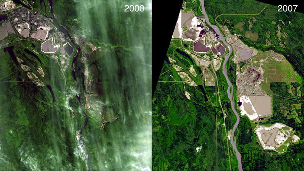 13 снимков о том, как мы изменили планету (фото 4)