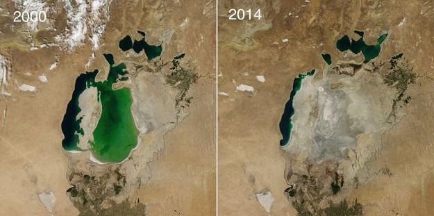 13 снимков о том, как мы изменили планету (фото 7)
