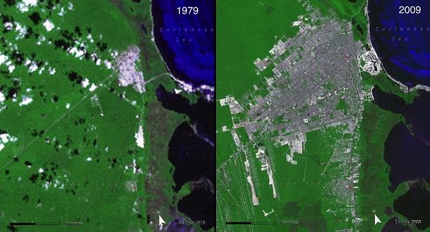 13 снимков о том, как мы изменили планету (фото 2)