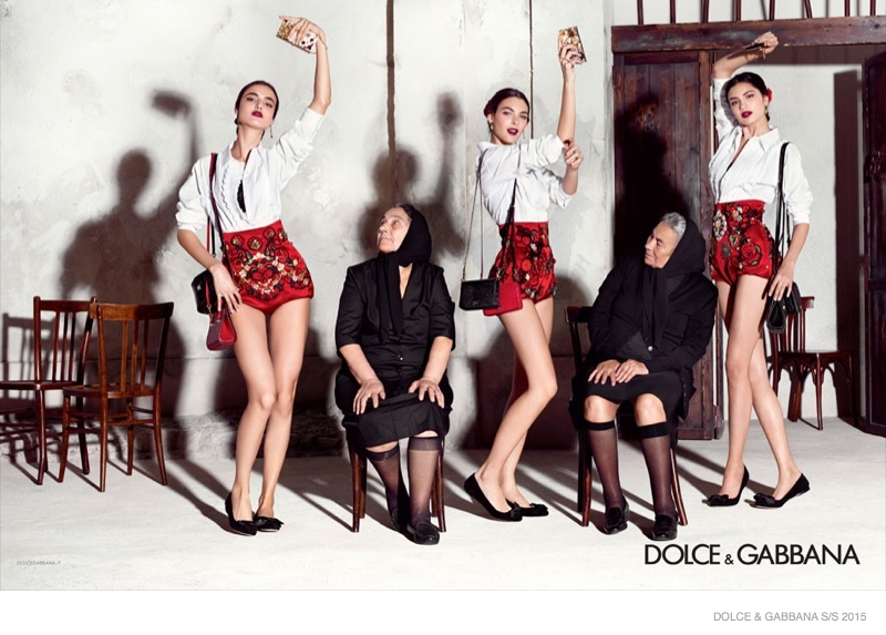 Advertising Campaign Dolce & Gabbana, spring-summer 2015 (photo 5)