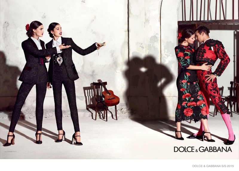 Advertising Campaign Dolce & Gabbana, spring-summer 2015 (photo 8)
