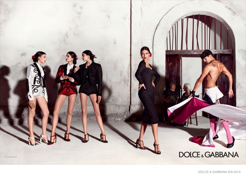 Advertising Campaign Dolce & Gabbana, spring-summer 2015 (photo 9)