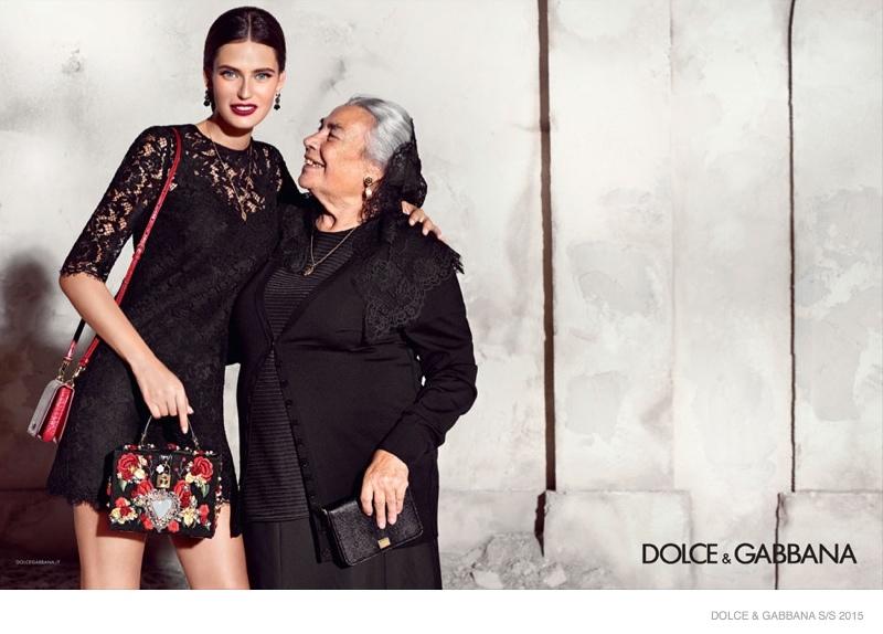 Advertising Campaign Dolce & Gabbana, spring-summer 2015 (11 photos)