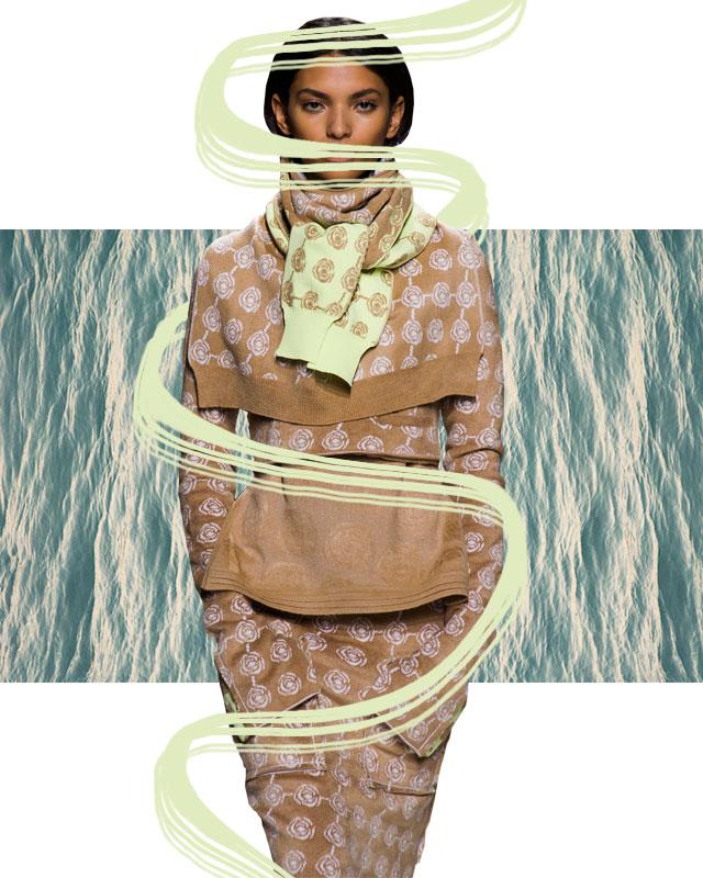 На заметку: свитер в качестве шарфа (фото 4)