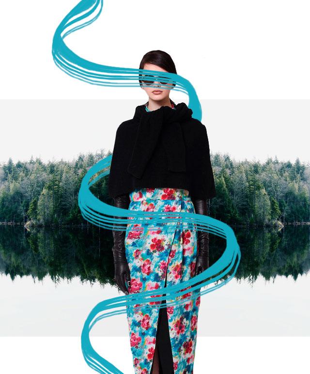 На заметку: свитер в качестве шарфа (фото 3)