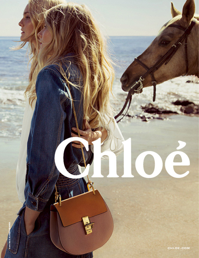Advertising campaign Chloé, Spring-Summer 2015 (photo 5)