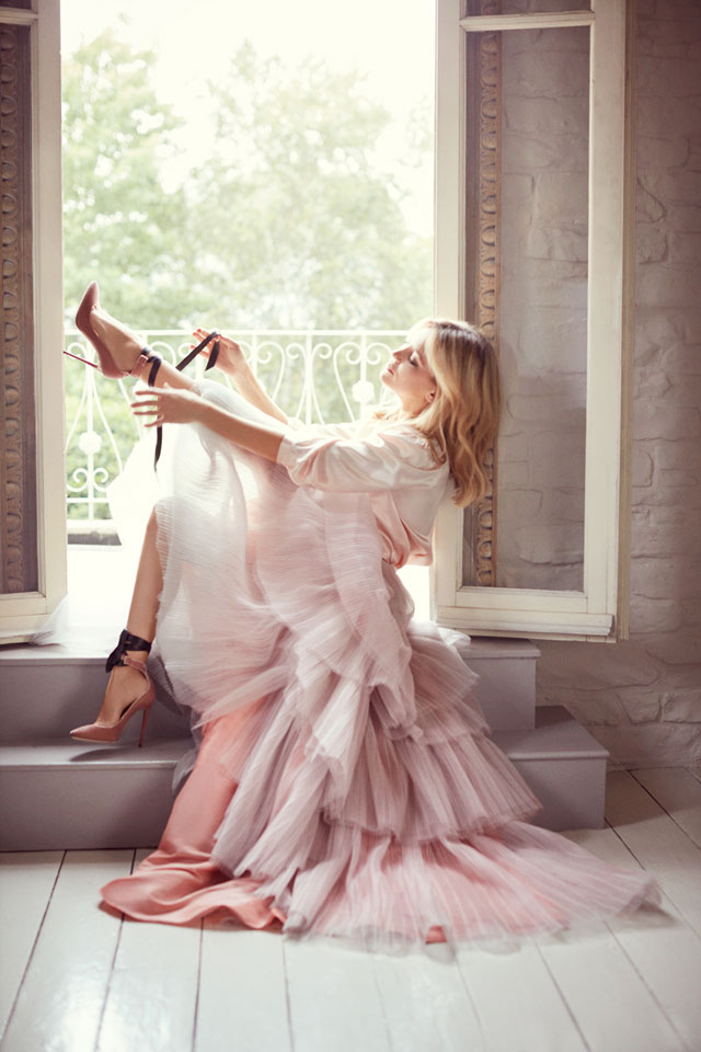 Кейт Хадсон в рекламной кампании Jimmy Choo (фото 4)