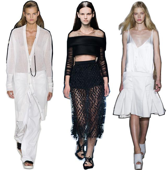 Итоги недель моды весна-лето 2015: модели (фото 5)