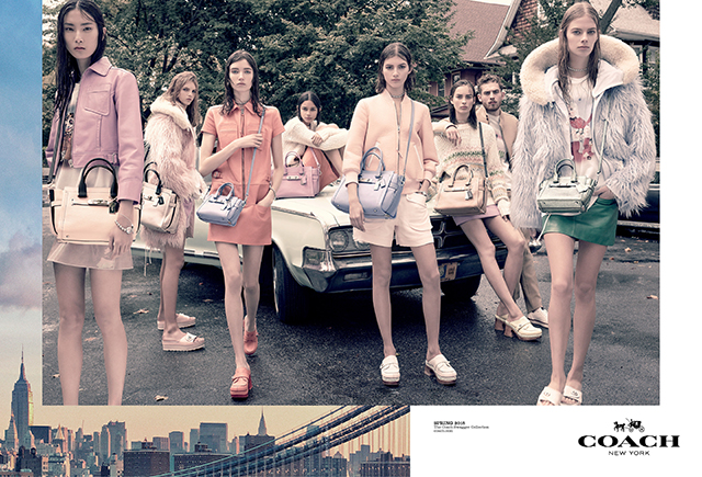 Spring Ad Campaign Coach (photo 1)