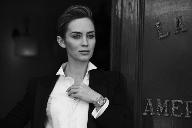 Cate Blanchett, Ewan McGregor, and others in the campaign IWC (6 photos)