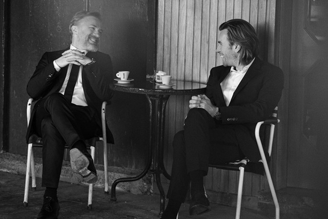 Cate Blanchett, Ewan McGregor, and others in the campaign IWC (9 photos)