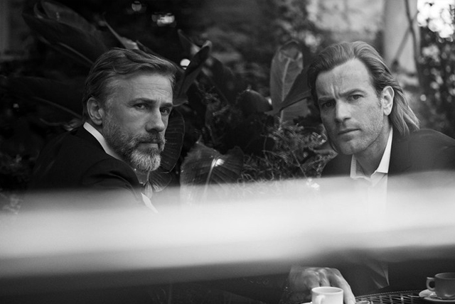 Cate Blanchett, Ewan McGregor, and others in the campaign IWC (photo 2)