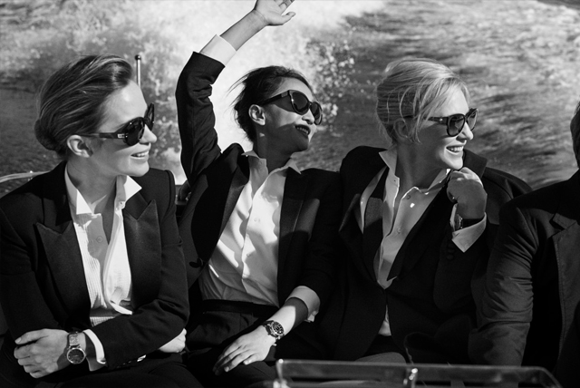 Cate Blanchett, Ewan McGregor, and others in the campaign IWC (7 photos)