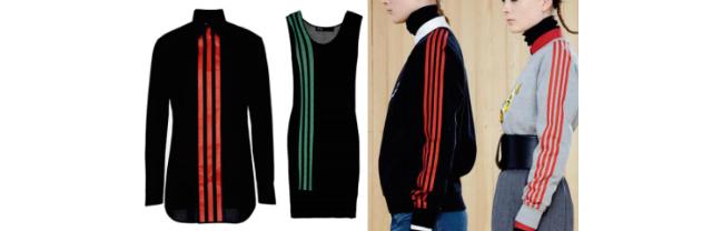 Adidas подают в суд на Marc Jacobs (фото 1)
