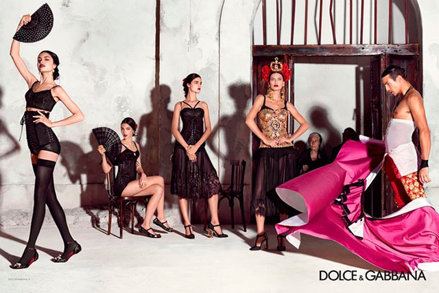 Advertising Campaign Dolce & Gabbana, spring-summer 2015 (photo 2)