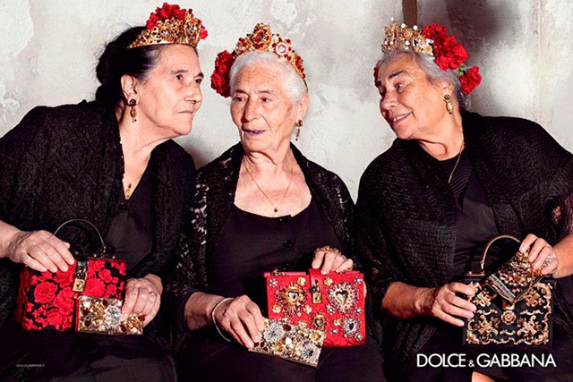 Advertising Campaign Dolce & Gabbana, spring-summer 2015 (photo 3)