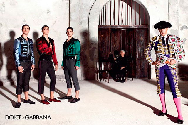 Advertising Campaign Dolce & Gabbana, spring-summer 2015 (photo 4)