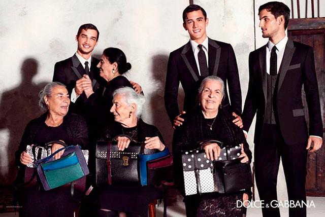 Advertising Campaign Dolce & Gabbana, spring-summer 2015 (14 photos)
