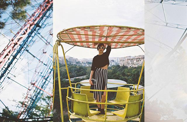 Парк культуры и отдыха: новая съемка MORE is LOVE (фото 12)