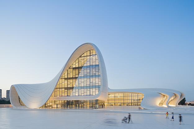 Шесть лучших зданий мира 2