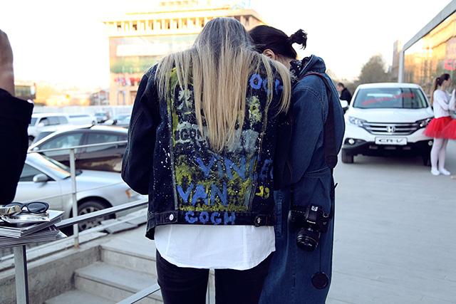 Tbilisi Fashion Week, осень-зима 2015: street style (фото 9)