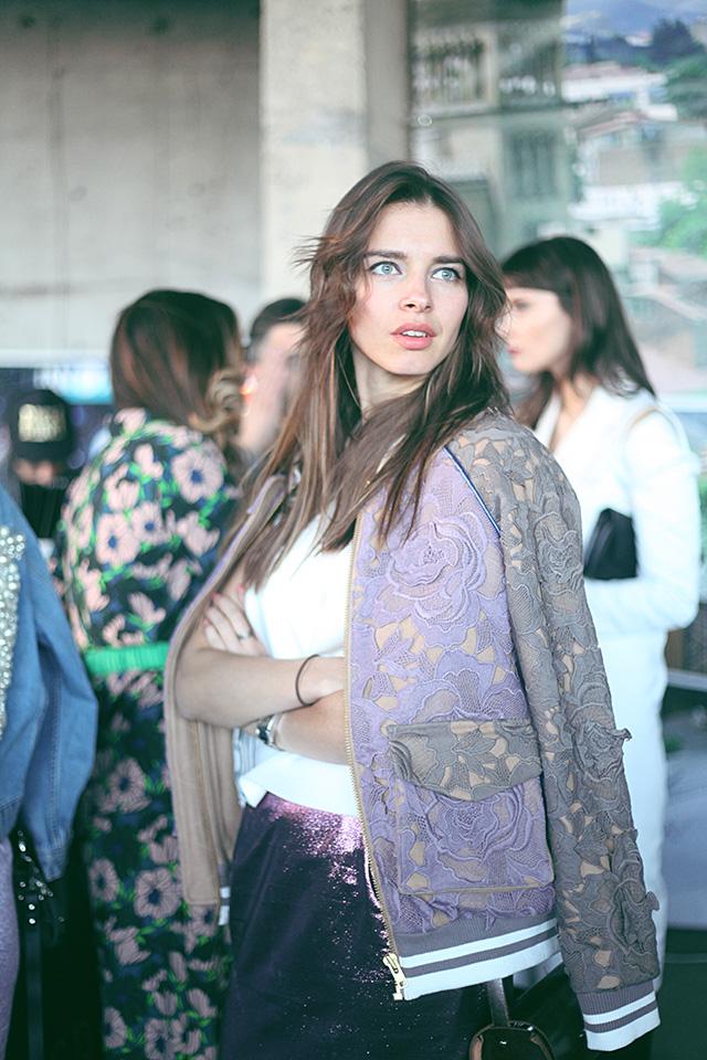 Tbilisi Fashion Week, осень-зима 2015: street style (фото 21)