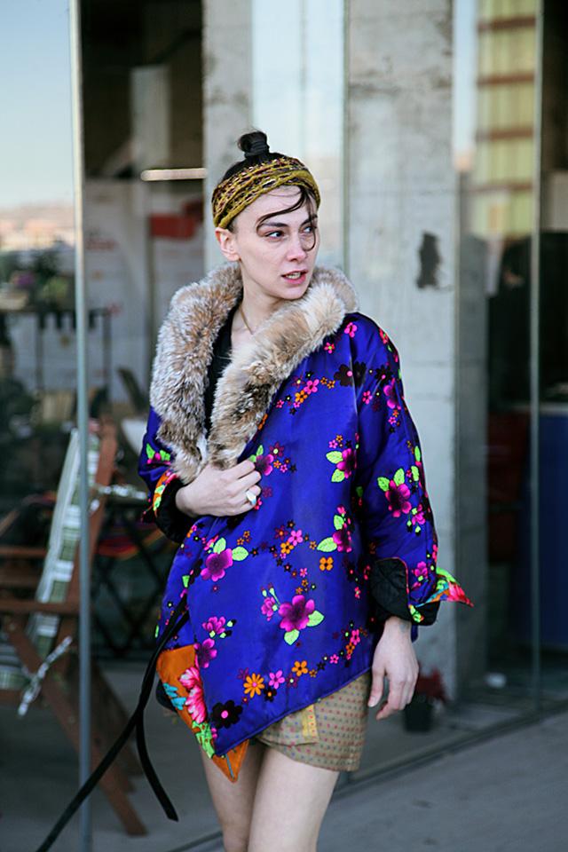 Tbilisi Fashion Week, осень-зима 2015: street style (фото 12)