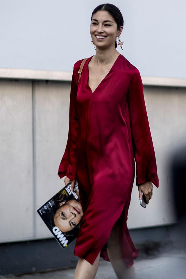 Что носят на Неделе моды в Нью-Йорке: 2 часть (фото 5)