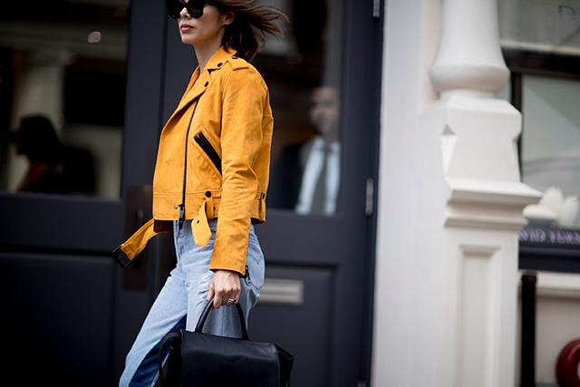 Что носят на Неделе моды в Нью-Йорке: 2 часть (фото 7)