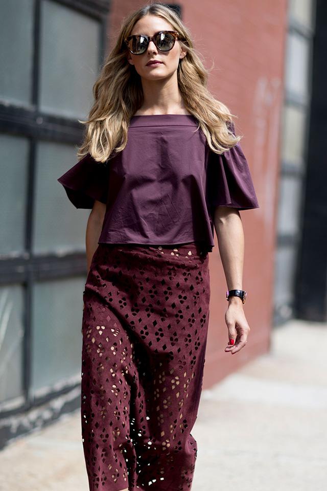 Что носят на Неделе моды в Нью-Йорке: 2 часть (фото 3)