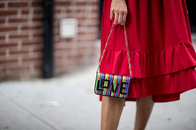 Что носят на Неделе моды в Нью-Йорке: 2 часть (фото 4)