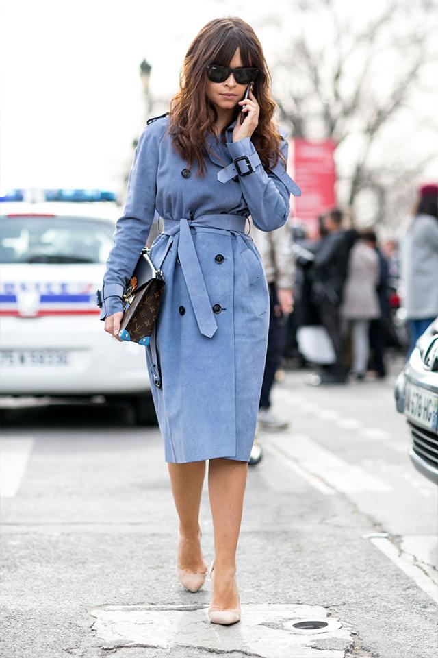 Paris Fashion Week A / I 2015: street style.  Parte 3 (foto 2)