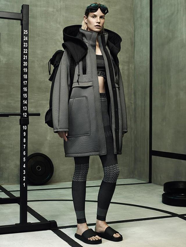 Первый взгляд: новые снимки коллекции Alexander Wang for H&M (фото 1)