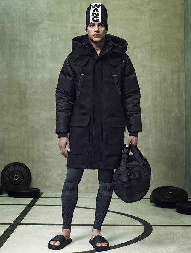 Первый взгляд: новые снимки коллекции Alexander Wang for H&M (фото 2)